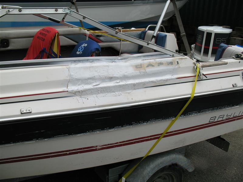 Custom Boat Repairs | Boat Wrecks