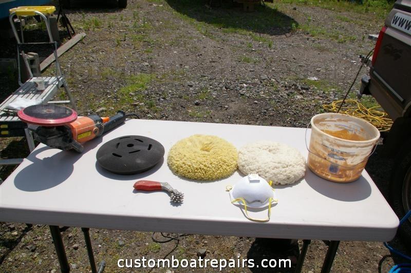 Custom Boat Repairs | DIY Boat Repair Tips | How To Compound