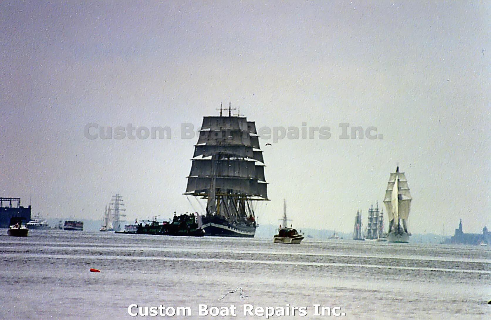 Custom Boat Repairs | Event Photos