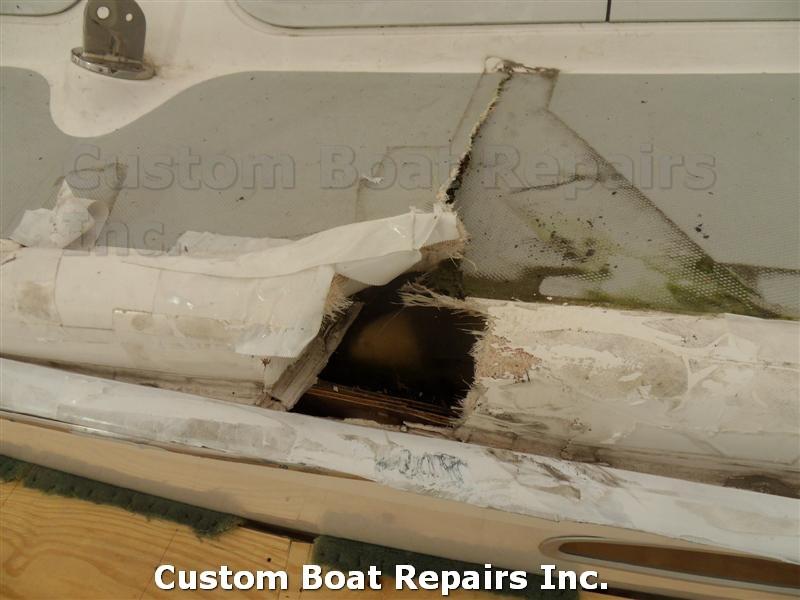 Custom Boat Repairs   Boat Repair Jobs