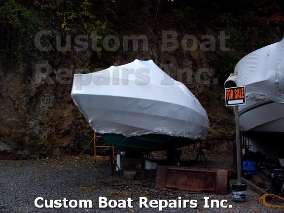 Custom Boat Repairs | Services