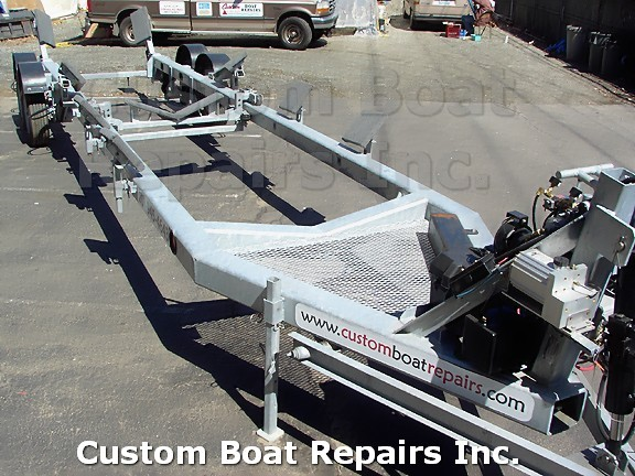 Custom Boat Repairs | Services